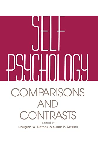 9781138872233: Self Psychology: Comparisons and Contrasts