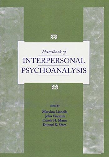 9781138872356: Handbook of Interpersonal Psychoanalysis