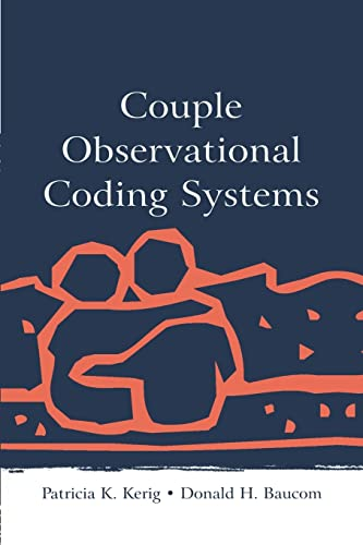 9781138873032: Couple Observational Coding Systems