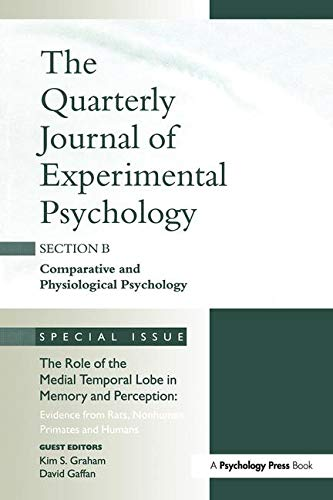 9781138873285: The Role of Medial Temporal Lobe in Memory and Perception: Evidence from Rats, Nonhuman Primates and Humans: A Special Issue of the Quarterly Journal of Experimental Psychology, Section B