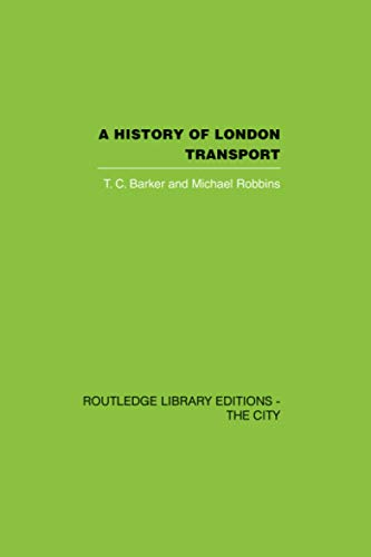 A History Of London Transport
