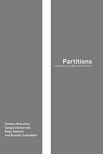 9781138874480: Partitions: Reshaping States and Minds