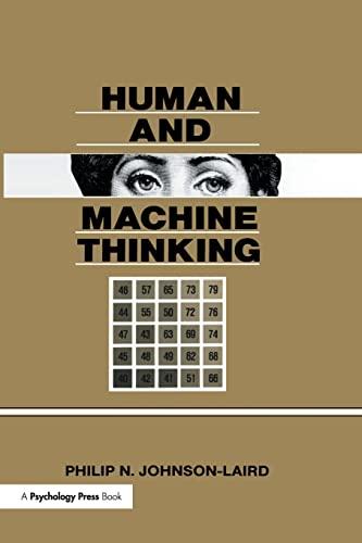 9781138876194: Human and Machine Thinking