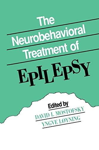 9781138876279: The Neurobehavioral Treatment of Epilepsy
