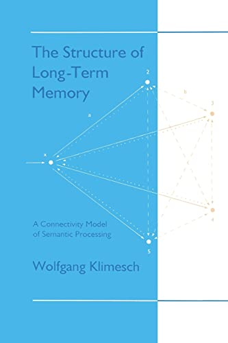 9781138876385: The Structure of Long-term Memory: A Connectivity Model of Semantic Processing