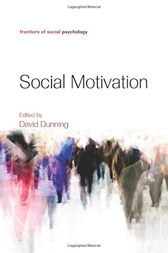 9781138876811: Social Motivation (Frontiers of Social Psychology)