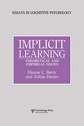 9781138876958: Implicit Learning: Theoretical and Empirical Issues