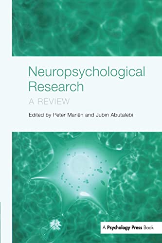 9781138877573: Neuropsychological Research: A Review