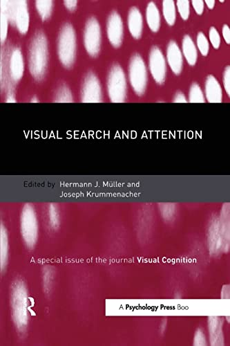 9781138877665: Visual Search and Attention: A Special Issue of Visual Cognition (Special Issues of Visual Cognition)