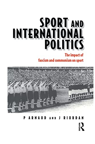Sport and International Politics: Pierre Arnaud
