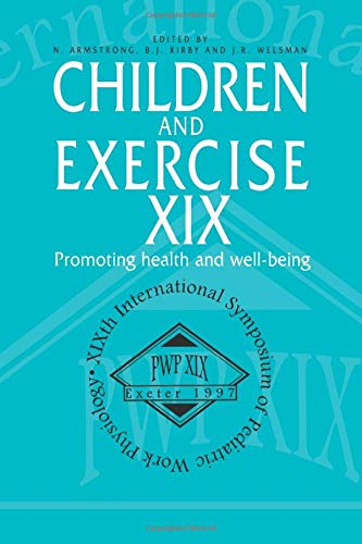 Children and Exercise XIX: N. Armstrong