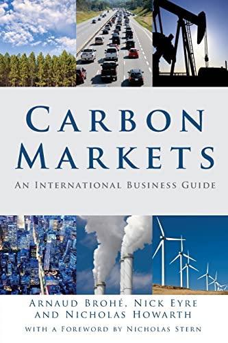 9781138880801: Carbon Markets: An International Business Guide