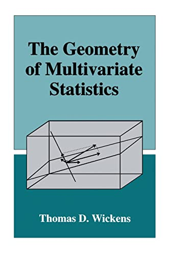 9781138882829: The Geometry of Multivariate Statistics