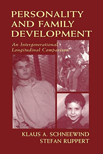 9781138882874: Personality and Family Development: An Intergenerational Longitudinal Comparison