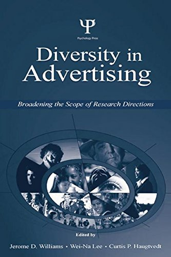 9781138882898: Diversity in Advertising: Broadening the Scope of Research Directions