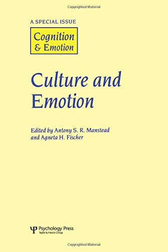 9781138883260: Culture and Emotion: A Special Issue of Cognition and Emotion