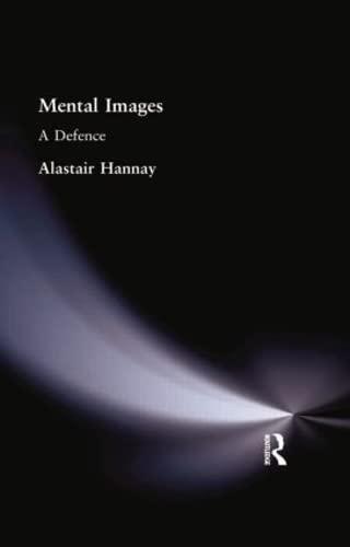 9781138884267: Mental Images: A Defence