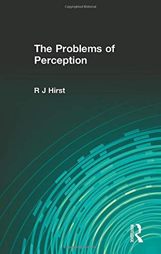 9781138884274: The Problems of Perception