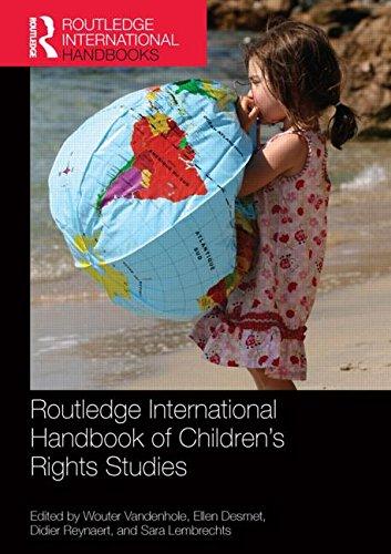 9781138884595: Routledge International Handbook of Children's Rights Studies