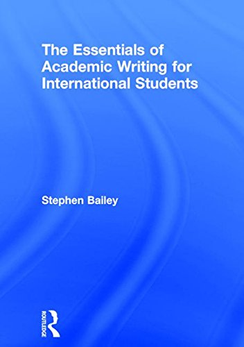 9781138885615: The Essentials of Academic Writing for International Students
