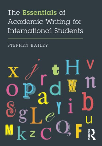 9781138885622: The Essentials of Academic Writing for International Students