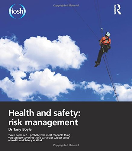 9781138889637: Health and Safety: Risk Management