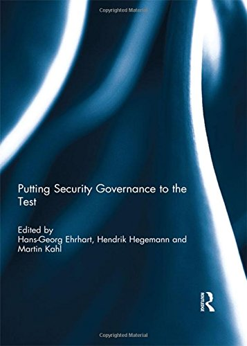 9781138890336: Putting security governance to the test