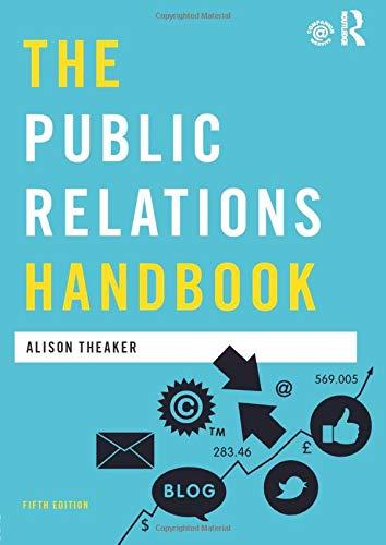 9781138890961: The Public Relations Handbook (Media Practice)