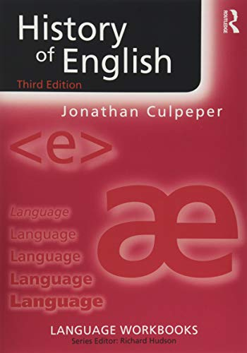 9781138891753: History of English (Language Workbooks)