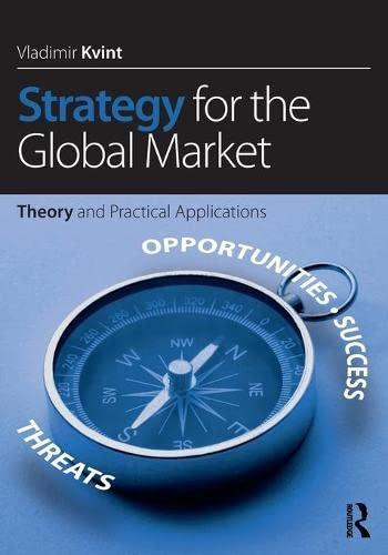 Strategy for the Global Market, Vladimir Kvint