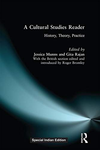 9781138896239: A Cultural Studies Reader: History, Theroy, Practice [paperback] Jessica Munns and Gita Rajan [Jan 01, 1996]