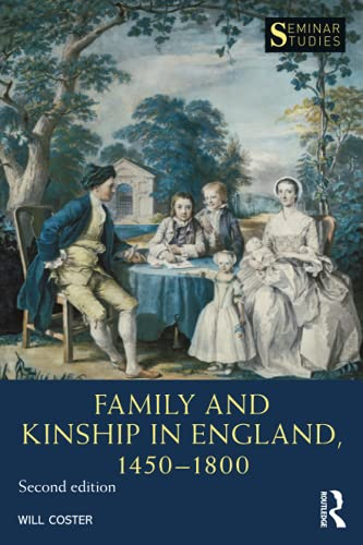 9781138898875: Family and Kinship in England 1450-1800 (Seminar Studies)