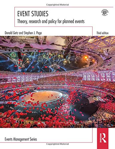 9781138899155: Event Studies: Theory, research and policy for planned events (Events Management)
