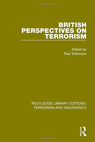 9781138899247: British Perspectives on Terrorism (RLE: Terrorism & Insurgency) (Routledge Library Editions: Terrorism and Insurgency)