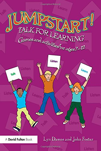 9781138899261: Jumpstart! Talk for Learning: Games and activities for ages 7-12