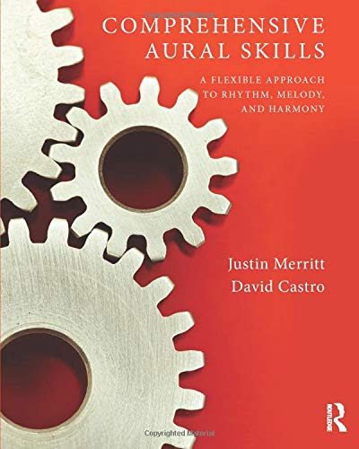 9781138900714: Comprehensive Aural Skills: A Flexible Approach to Rhythm, Melody, and Harmony