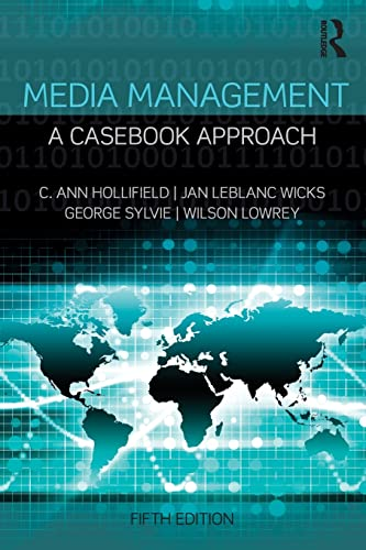 9781138901025: Media Management: A Casebook Approach (Routledge Communication Series)