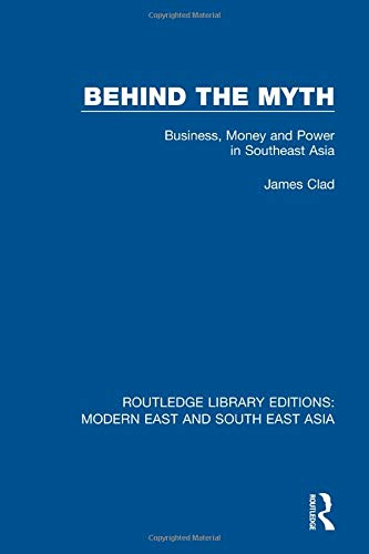 Routledge Library Editions: Modern East and South East Asia: Behind the Myth (RLE Modern East and ...
