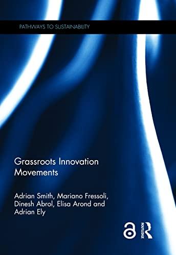 9781138901216: Grassroots Innovation Movements (Pathways to Sustainability)