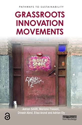9781138901223: Grassroots Innovation Movements (Pathways to Sustainability)