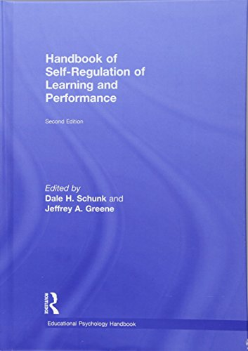 9781138903180: Handbook of Self-Regulation of Learning and Performance (Educational Psychology Handbook)