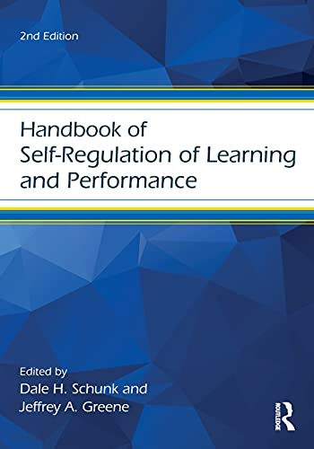 9781138903197: Handbook of Self-Regulation of Learning and Performance (Educational Psychology Handbook)
