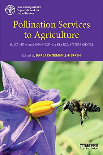 9781138904408: Pollination Services to Agriculture: Sustaining and enhancing a key ecosystem service