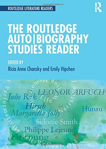 9781138904781: The Routledge Auto Biography Studies Reader (Routledge Literature Readers)