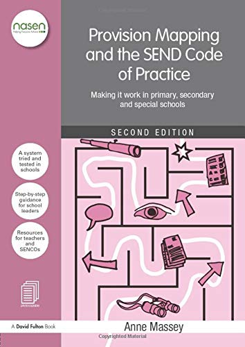Provision Mapping and the SEND Code of Practice (David Fulton / Nasen) (Paperback)
