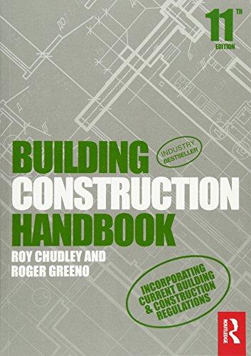 Building Construction Handbook: Roger Greeno; Roy Chudley