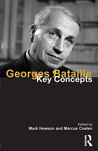 Georges Bataille : Key Concepts