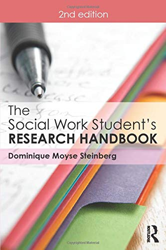 9781138910829: The Social Work Student's Research Handbook
