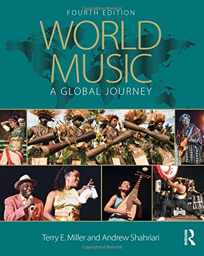9781138911277: World Music: A Global Journey, Package with CDs