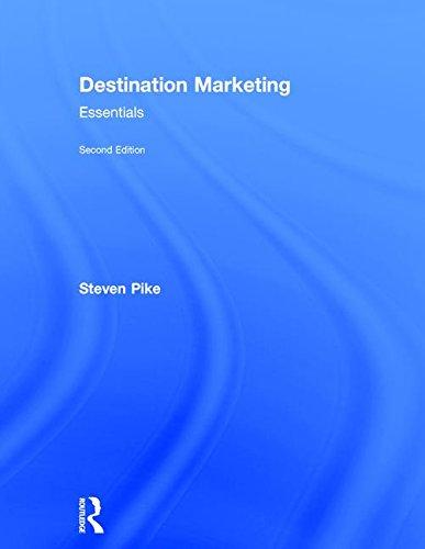 9781138912915: Destination Marketing: Essentials